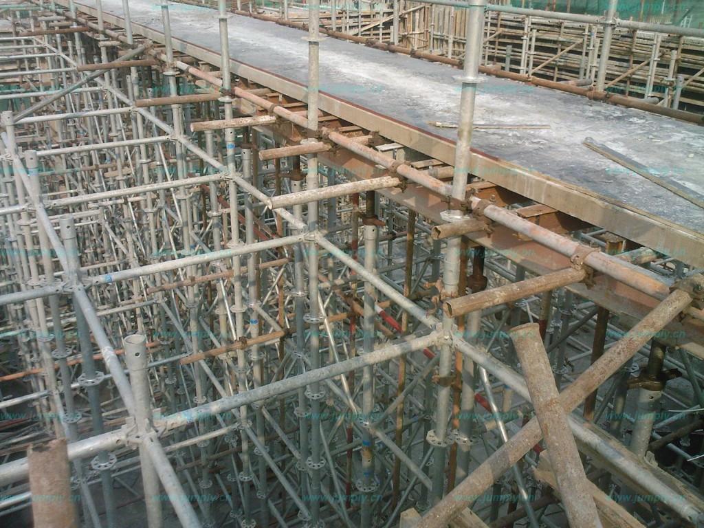 建筑钢管脚手架